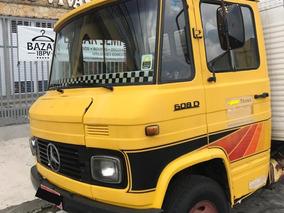 Mercedes 608 Bau R$ 30000
