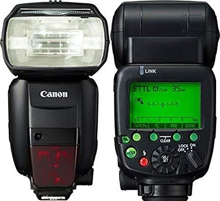 Flash Canon Speedlite 600ex - Rt