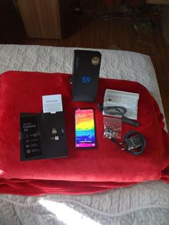 Celular Samsung Galaxy S9 128gb Sm-g9600/ds Anatel Com Nf