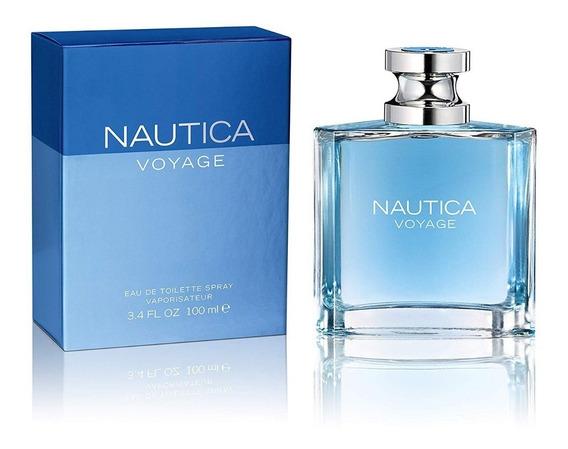 Nautica Voyage 100 Ml Eau De Toilette - Perfume Original