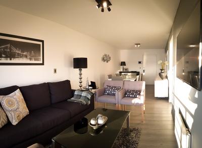 Hermoso Apartamento Frente Al Mar (75m2)