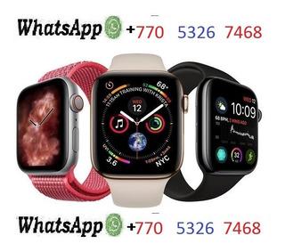 Apple Watch Series 4 44mm Gps Space Gray Aluminum.