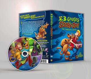 Scooby-doo 13 Fantasmas Completo C/ Final+filme Frete Gratis