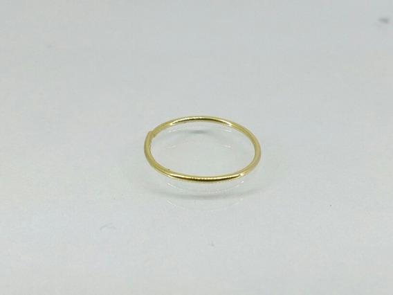 Piercing Argola Ouro 750 18k