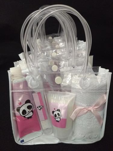 Kit C/ 5 Festa Do Pijama Panda