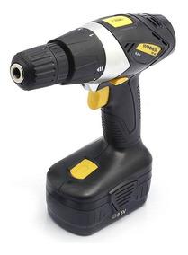 Parafusadeira E Furadeira Hammer Sem Fio 9.6v Bivolt