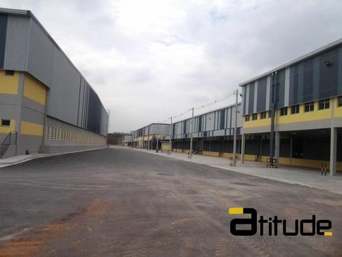 Imagem 1 de 15 de Galpões De 8.000 M2 A 40.000 M2  Embu Das Artes - 861