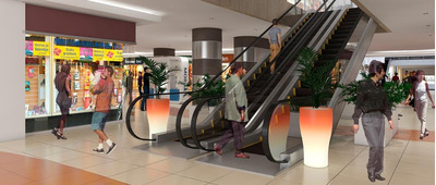 Local Alquilo En Primer Centro Comercial Mall Gamarra Plaza