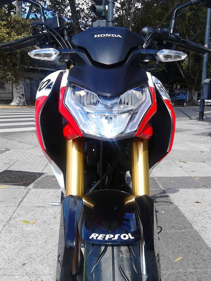 Honda Repsol Cb 190 Financio Tarjetas De Credito 12/18