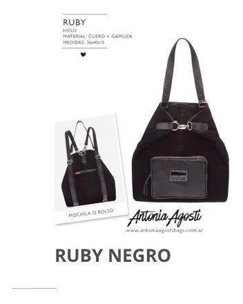 #rubi Cartera Antonia Agosti