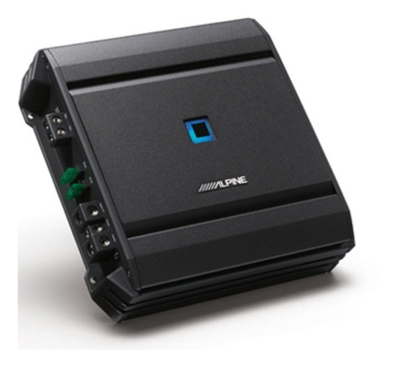 Potencia Amplificador Alpine S-a60m Mono
