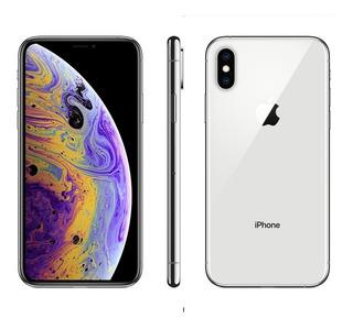 Celular Apple iPhone XS 256gb 4gb Ram 12mp Tela 5.8 Prata