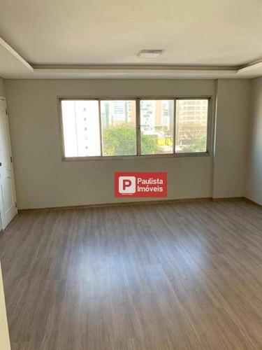 Apartamento Com 3 Dormitórios À Venda, 100 M² - Vila Olímpia - São Paulo/sp - Ap28381
