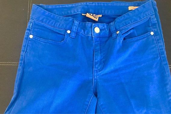 Pantalón Tory Burch Azul