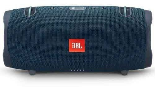 Caixa Som Bluetooth Jbl Xtreme 2 40w Azul Jblxtreme2azl