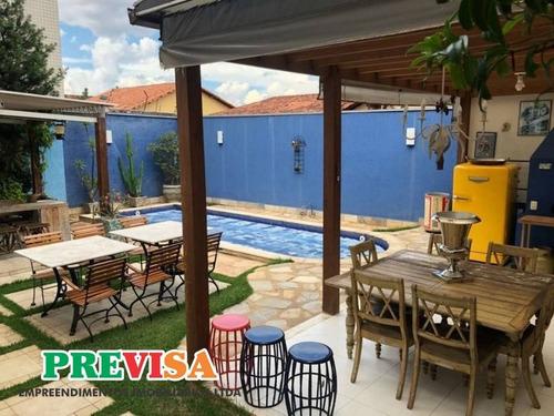 Casa Com 4 Quartos À Venda, Por R$ 1.350.000 - Pr3112
