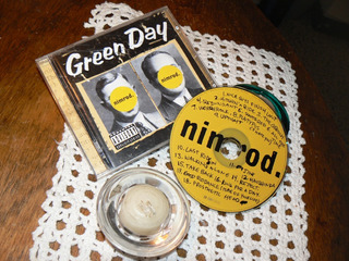 Green Day Nimrod Cd Solo Joyas De Coleccion Ok 2020