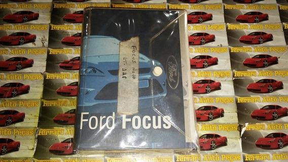 Manual Proprietário Completo Ford Focus 2012