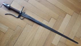 Espada Medieval Renascentista Veneza..aço Funcional