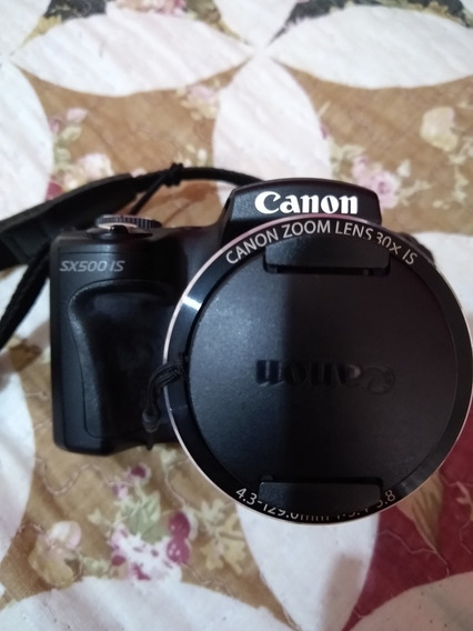 Camera Canon Powershot Sx500is