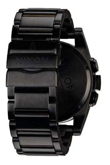 Relógio Masculino Nixon Unit Ss All Black