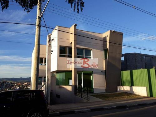 Imagem 1 de 30 de Prédio Para Locação, Parque Da Colina - Itatiba/sp - Pr0001