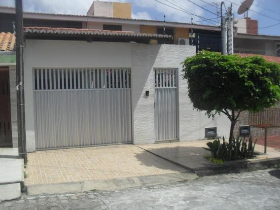 Casa Com 5 Dormitórios Para Alugar, 161 M² Por R$ 1.800,00/mês - Nova Parnamirim - Parnamirim/rn - Ca7065