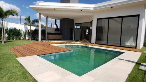 Imagem 1 de 30 de Casa Com 3 Dormitórios À Venda, 230 M² Por R$ 1.700.000,00 - Condomínio Villas Do Golfe - Itu/sp - Ca1755