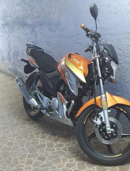 Yamaha Ybr 125 Zr