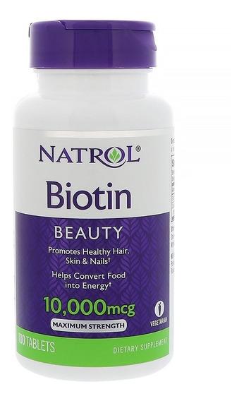 Biotína Natrol