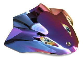 Bolha Bmw S1000r S1000 R Iridium Com Transparência