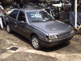 Sucata Peugeot 405 Vendido Em Partes Consulte A Vontade