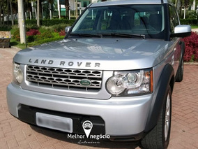 Land Rover Discovery 4 S 2.7 4x4 Diesel Aut. 2011 Prata