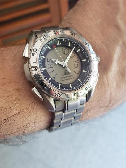 Relógio Omega X33 1a Geração Completo E Revisado