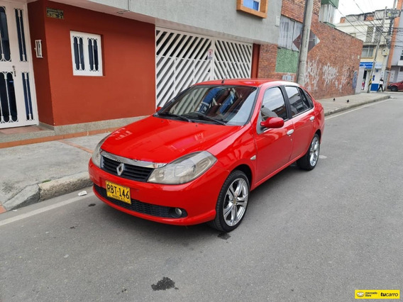 Renault Symbol Ll Luxe 1.6 M.t A.a