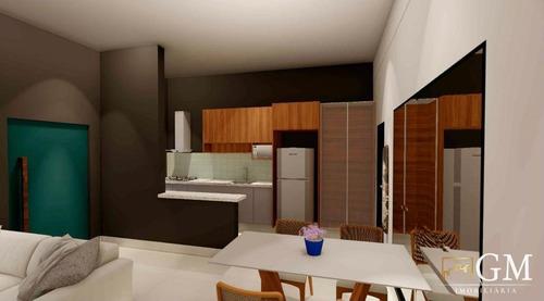 Imagem 1 de 6 de Casa Para Venda Em Presidente Prudente, Parque São Judas Tadeu, 2 Dormitórios, 1 Banheiro - Cbv69011_2-1174132