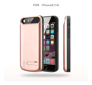 Caso Carregador Bateria Para iPhone 6/6 S / 7/8 Atualizados
