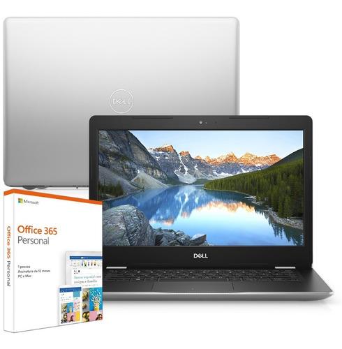 Notebook Dell Inspiron 3481-m10f 14 Ci3 4gb 1tb Win10 Office