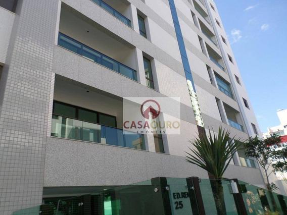 Apartamento À Venda, Serra, Belo Horizonte, Próximo Ao Tjmg - Ap0534