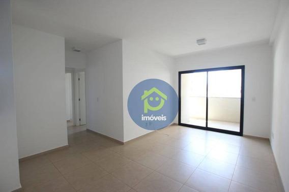 Apartamento Para Alugar, Bairro Bom Jardim, Green Plaza - Com 2 Dormitórios, 71 M² Por R$ 1.600/mês - São José Do Rio Preto/sp - Ap7385
