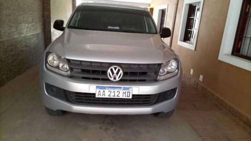 Volkswagen Amarok 2.0 Cd Tdi 140cv 4x2 Startline 2016