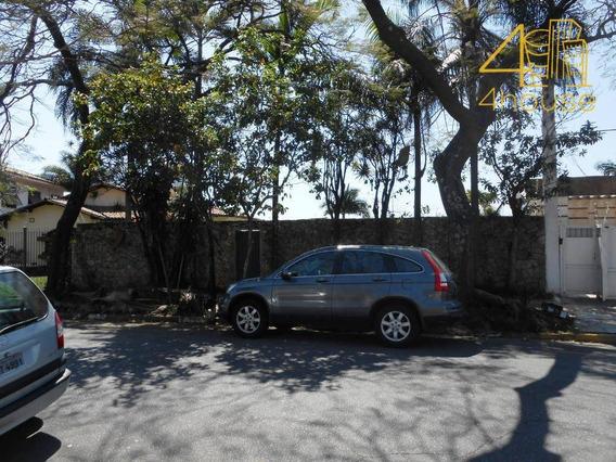 Alto Da Lapa - Terreno Localização Privilegiada 611m² (15x41m) Na Rua Tomé De Souza Para Venda. - Te0121