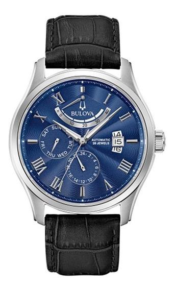 Reloj Bulova Wilton Automatico Original Para Hombre
