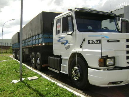 Scania 113 360 Top Line Ano 1998