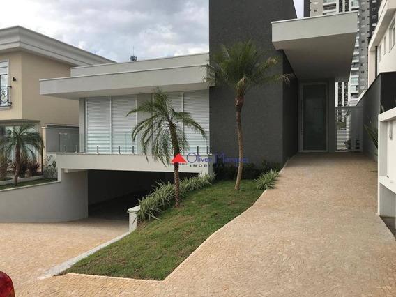 Casa À Venda, 300 M² Por R$ 2.850.000,00 - Lorian Boulevard - Osasco/sp - Ca1334