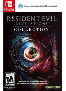 Resident Evil Revelations Collection Nintendo Switch Juego