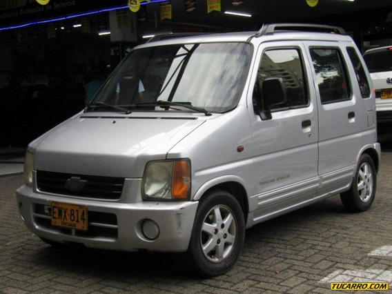 Chevrolet Wagon R Plus 1200 Cc