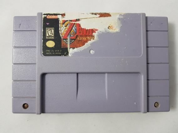 The Legend Of Zelda: A Link To The Past Original Super Ninte