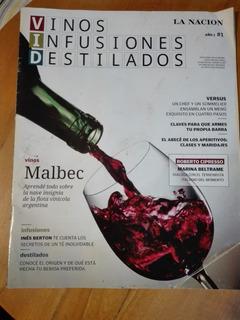 Vinos Infusiones Destilados