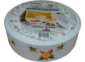 Tortillero Microtermico 1/2 Kg 12 Piezas Incluye Envío